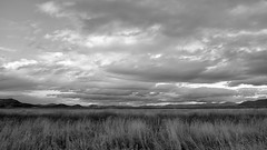 Low Clouds on High Plain (lennycarl08) Tags: lowerklamathnwr northerncalifornia blackandwhite landscape