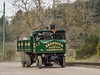 Beamish (Ben Matthews1992) Tags: beamish northern steam fair british britain england old vintage historic preserved preservation vehicle transport engine traction sentinel waggon wagon lorry truck 1930 dg6 dg tipper aberdeen harbour rg1417 commercial