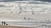 Scheveningen - NL (moni-h) Tags: dünen katwijkaanzee niederlande nordsee olympusomdem1 strand strandspaziergang wasser wolken zuidholland nl scheveningen silhouette winter olympusm40150mm128pro dezember2017