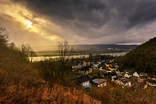 Rhine valley @ Germany