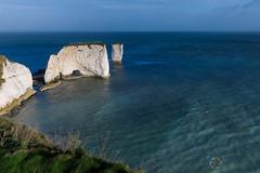 364/365 Old Harry ([inFocus]) Tags: 365 3652017 project365 jurassic coast canon dorset 2470mmf28lii landscape landscapes 5dmkiv oldharry rocks chalk white cliffs sunlight sea seascape