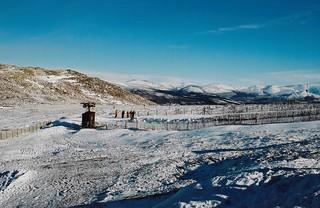 Nevis Range Ski Area - February 2001