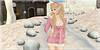 Snowflake Ear Muffs Ad Pic 1 (sauceysinisterinsl) Tags: second life sl kawaii couture cute winter ear muffs hunt gift womenstuff