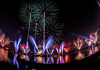 Happy New Year! (Mark Willard Photography) Tags: walt disney world epcot illuminations fireworks pyro nikon travel vacation
