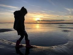 Farewell 2017 (RaminN) Tags: pacificnorthwest ocean pool sunset beach oregon manzanita