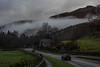 Heading North in the murky gloom... (zapperthesnapper) Tags: grasmerecumbria grasmere cumbria gloom darkweather cloud sonyrx100 sony sonyimages sonycybershot