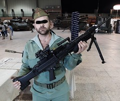 E.T. SPANISH ARMY (EXPO-JOVEN SEVILLA) (DAGM4) Tags: sevilla españa europa espagne europe espanha espagna espana espanya espainia et ejércitodetierra spanisharmy militar military 2018 seville andalucía expojoven spain spanien