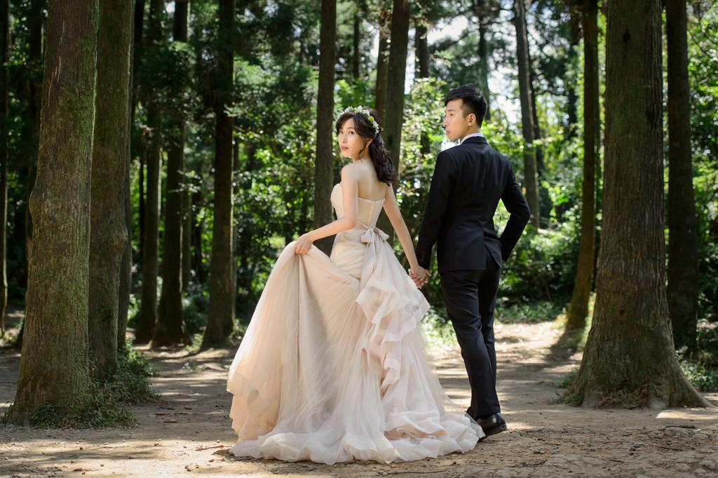 婚攝小勇, 小寶團隊, 自助婚紗,藝紋,Che?ri 法式手工婚紗-005