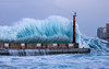 Dramatic Wave (marksapienza) Tags: seascape wave storm portomaso malta marina breakwater sea roughsea