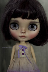 Lolie Donation girl for BlytheCon Brussels