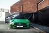 R. (TJHarrington) Tags: mercedes amggtr gtr greenhellmagno leicester supercardriver reepmidlands 1xxl car supercar green