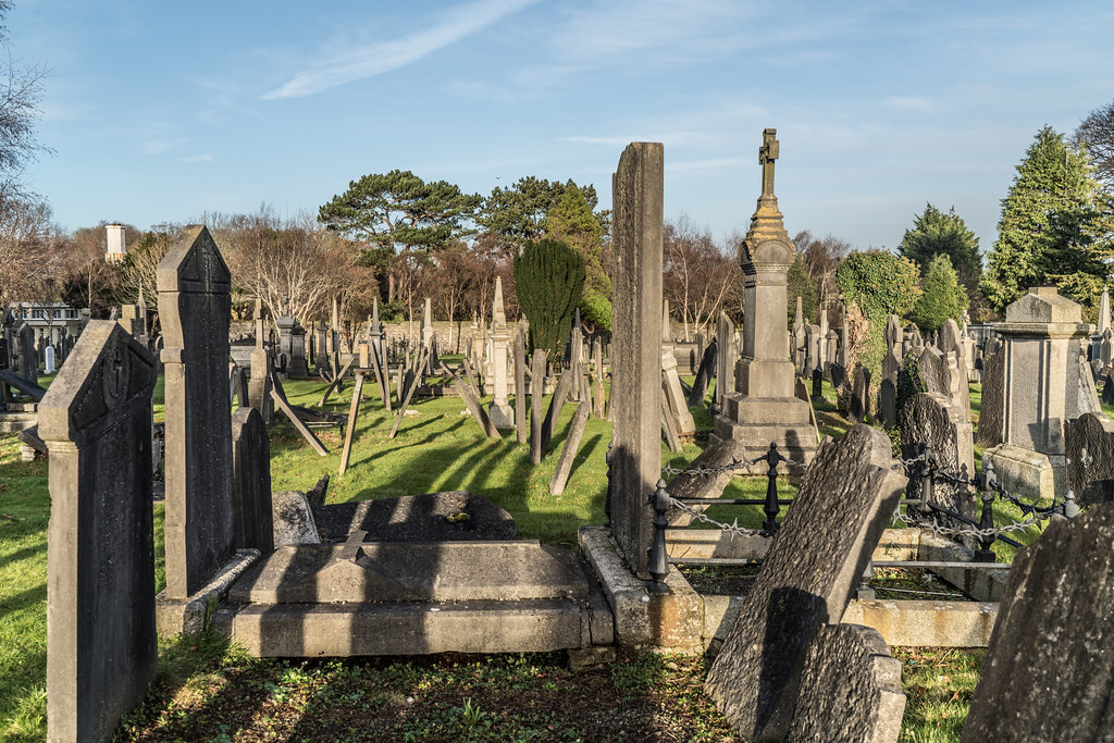 VISIT TO GLASNEVIN CEMETERY IN DUBLIN [FIRST SESSION OF 2018]-134910