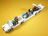 Batman's Limousine (LEGO 7) Tags: batman limousine lego moc car
