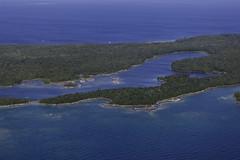 Bass Bay on Cove Island (blueheronco) Tags: bassbay bay lake tobermoryislands fathomfivenationalmarinepark lakehuron island ontario canada coveisland georgianbay