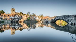 Reflecting Aylesford