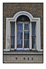 WINDOW & WINES (StockCarPete) Tags: wines lostpub hollowayroad window london uk signage thecastle
