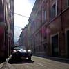 Modena, Italia (pom.angers) Tags: jaguaretype jaguar etype panasonicdmctz30 february 2015 emiliaromagna italia italy europeanunion modena car vintagecar 100 200 300 400 5000