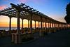 Pérgola da Foz ao anoitecer (vmribeiro.net) Tags: geo:lat=4115766325 geo:lon=868284166 geotagged matosinhos nevogilde portugal prt porto pérgola pergola foz night nocturne sunset sony a350