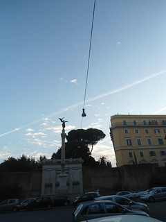 Muralla Aureliana & Sottovia Ignazio Guidi, Roma, Italia/Rome, Italy - www.meEncantaViajar.com