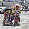 Eco-Friendly (Beegee49) Tags: electric tricycle passenger public transport bacolod city philippines