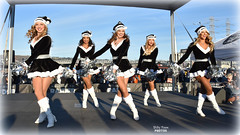 2017 Oakland Raiderettes at Raiderville (billypoonphotos) Tags: christmas holiday 2017 oakland raiderettes raiderette raiders raider nation raidernation nfl football fabulous females cheerleaders cheerleading dance dancers nikon nikkor d5500 mm lens billypoon billypoonphotos silver black photo picture photographer photography pretty girls ladies women squad team people coliseum sport 18140mm 18140 raiderville shaniah angel rachel julie kindra