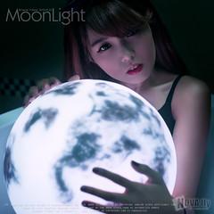 mnltvn_000 (Novafly) Tags: moon light lowkey girl underwear blue hotel taiwan asia