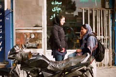 48970030 (l3ehfar) Tags: iran girls street photography iranian bike