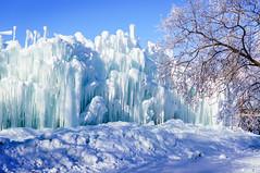 Deep freeze (Lee Chu) Tags: project365 sel35f18 sonynex6 winnipeg manitoba canada icecastles theforks