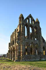 whitby abbey (werewegian) Tags: whitby abbey building historic medieval gothic werewegian dec17