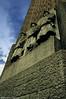Look upon (Kostas M.Z.) Tags: stonework stone sculpure three men sky blue historic architecture building amsterdam