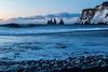 Surf me! (Daniel Moreira) Tags: vík í mýrdal beach reynisdrangar snow mountains sunrise sea wave iceland icelandic ísland islândia islande islanda