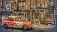 Taxi (Marina Is) Tags: taxi cab cabridge england