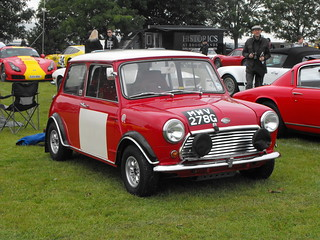 Morris Mini Cooper S - MWV 278G