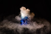 Blue Meanie Drink (SmittyImagingLtd) Tags: dry ice dryice smoke science experiment color