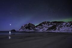 Winter in Lofoten -11- (Christian Wilt) Tags: nordland norvège no lofoten winter arctic arcticcircle northenlights auroraborealis norway