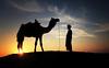rajasthan - india 2018 (mauriziopeddis) Tags: thar deserto desert sand dune dunes sabbia subset tramonto india rajasthan jaisalmer jasalmer camel sky clouds