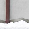 Schneeschmelze (zeh.hah.es.) Tags: fassade façade facade schnee snow weiss white rotbraun davos graubünden grischun schweiz switzerland