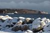 mich121617bkdk_rb (rburdick27) Tags: lakeshore marquette lakesuperior michipicoten lowerlakestowing snow ice scenicmichigan