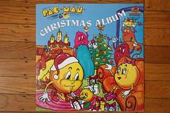 Pac-Man Christmas Album ( Kid Stuff 1982 ) (Donald Deveau) Tags: christmas kidstuff pacman album lp record vinyl 1982