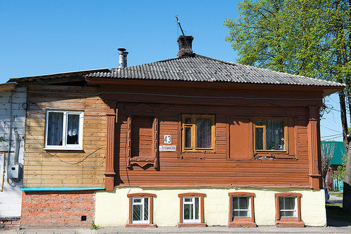 Old house. Murom ©  Andrey