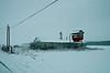 Makeshift (ramseybuckeye) Tags: winter snow allen county ohio makeshift grain bin gravity wagon barn