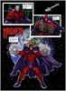 Magneto (danlogan49) Tags: magneto xmen marvel revoltech space electromagnetic comic