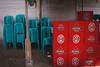 Warm Bintang and plastic chairs are a good match (ZeiR) Tags: bali indonesia canon70d janneruohonen crates bintang plastic beer red canonef1635mmf28lusm tampaksiring gunungkawi temple