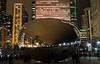 Cloud Gate - Chicago, IL (WilletBeThere) Tags: chicago city lights cloudgate art sculpture nikon d7100