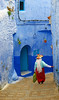 Chefchaouen Morocco     SAM_2612 (waitingfortrain) Tags: morocco chefchaouen thebluecity