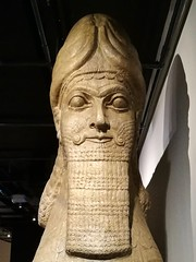 RIjksmuseum van Oudheden 2017 – Nineveh – Lamassu (Michiel2005) Tags: lamassu lamassus stierman nineveh iraq assyrian tentoonstelling rmo rijksmuseumvanoudheden museum dutchnationalmuseumofantiquities oudheden antiquities leiden nederland netherlands holland