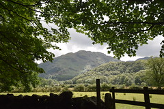 Broad Haystack (Worthing Wanderer) Tags: lakedistrict cumbria july rainy cloudy nationalpark fells borrowdale