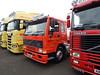 T956 MEF - C Faulkner & Sons Haulage Contractor Garvagh County Londonderry (Jonny1312) Tags: lorry truck volvo fl10 f16 scania garvagh coleraine londonderry causewaycoasttruckfest nextgenerationscania ballymena kells
