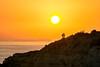 Together in the twilight (hloklm) Tags: sonnenuntergang sonne zwielicht twilight pärchen felsen meer atlantik romantik zweisamkeit algarve portugal vertrauen geniesen