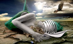 Rechauffement climatique (Nel4481) Tags: rechauffement climatique dead mermaid creation spartin parx pose event sanare the darkness